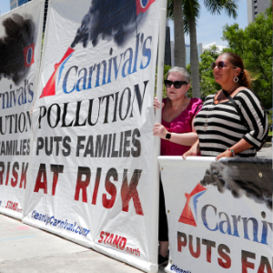Judge: Carnival must fix ocean pollution issues faster