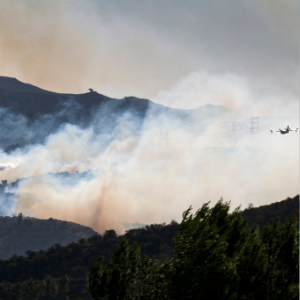 With warming, get used to blackouts to prevent wildfires