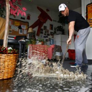 Climate change making stronger El Ninos, study finds