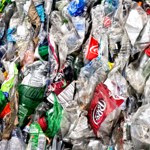 Beverage companies aim to get bottles recycled, not trashed