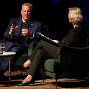 Gore kicking off 24 hours of climate talks around the world
