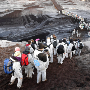 Climate activists invade east German coal mines in protest