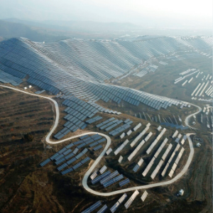 China's climate paradox: A leader in coal and clean energy