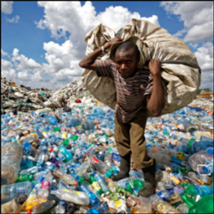 Oil companies accused of wanting to dump plastics in Africa