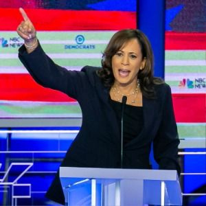 BERNSTEIN: Kamala Harris just taught a debate clinic. You're welcome.