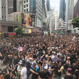 MCMANUS: Trump's silence on Hong Kong is making America weaker