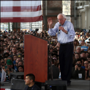 LEUBSDORF: Why Democrats are concerned Bernie Sanders will win the nomination