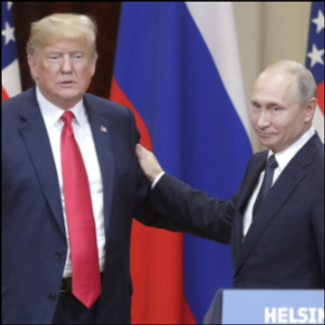 LEUBSDORF: The enduring mystery of Trump and Russia