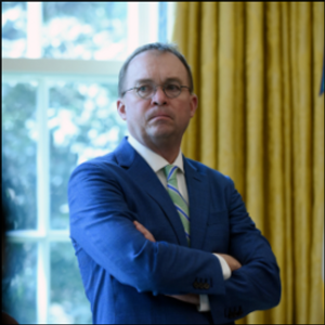 BERNSTEIN: Mick Mulvaney was a deeply unimpressive chief of staff