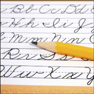 THORNTON: Kids can't write cursive. The world won't end