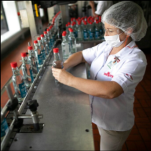 Venezuelan crown jewel rum distillery takes on coronavirus
