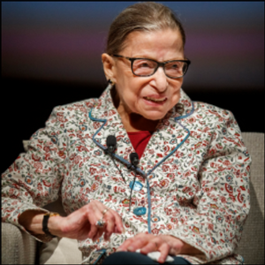 HALL: RBG protected your abortion rights. Be afraid now that she's gone