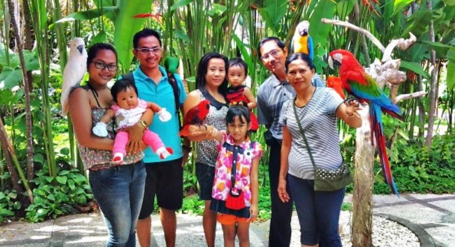 Tempat Wisata Anak Gianyar Bali Terpopuler