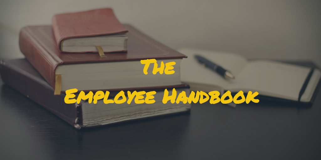 four free employee handbook templates notejoy