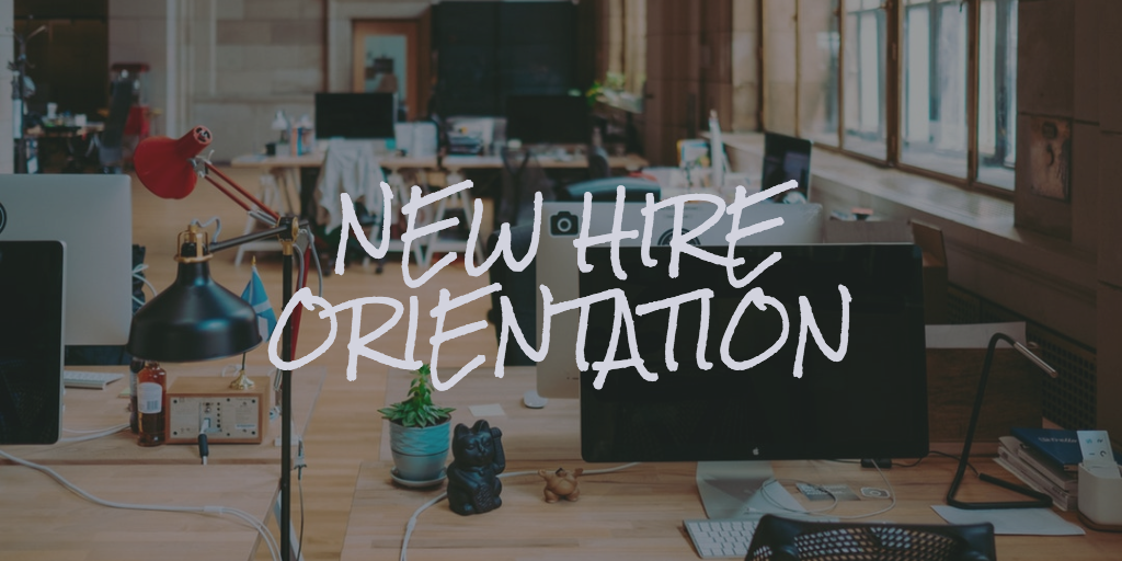 how to create a successful new hire orientation  u2013 notejoy