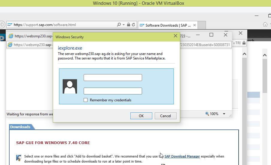 SAP GUI and Windows 10 | SAP Blogs