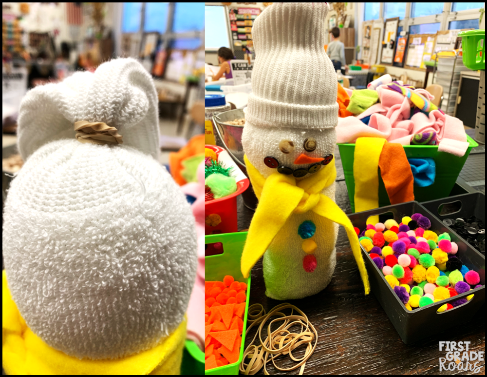 These 5 fun holiday crafts are so much fun to. make in the classroom and made wonderful Christmas gifts for their families. Learn how to make two different snowman crafts, a reindeer ornament, a Christmas tree craft and grab a snow globe ornament freebie.