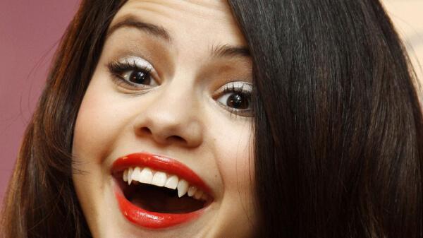 Imagenes chistosas de Selena Gomez
