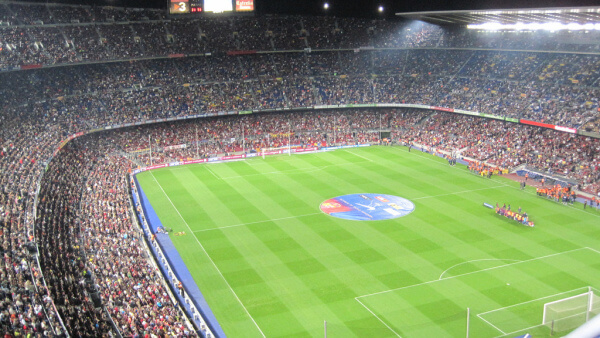 Atletico de madrid vs barcelon