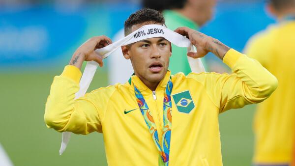 lesion de neymar
