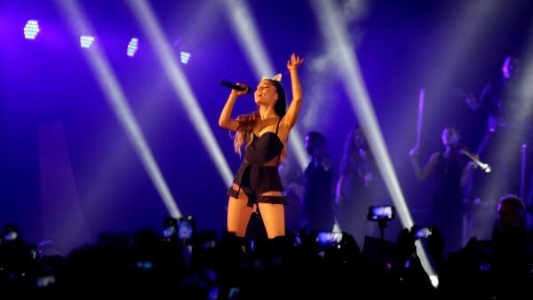 cantante mas escuchada en spotify