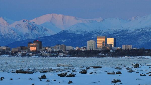 ciudad de alaska sin sol