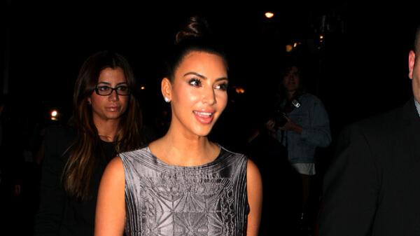 kim kardashian sobre su video intimo