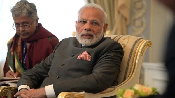 televisora Argentina comparo al primer ministro de India con Apu