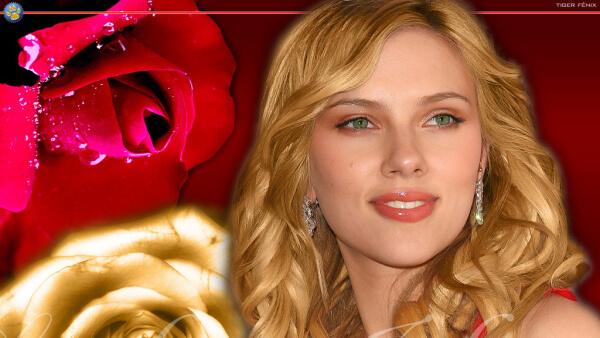 escenas sexys de Scarlett Johansson durante su carrera.