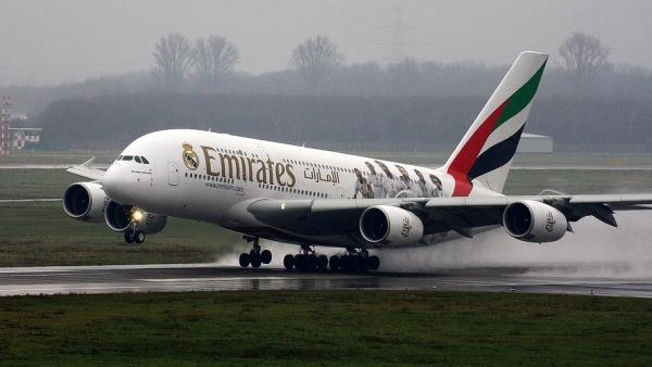 el avion mas lujoso del mundo