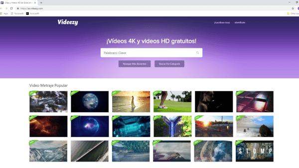 VIDEOS HD Y 4K PARA DESCARGAR GRATIS