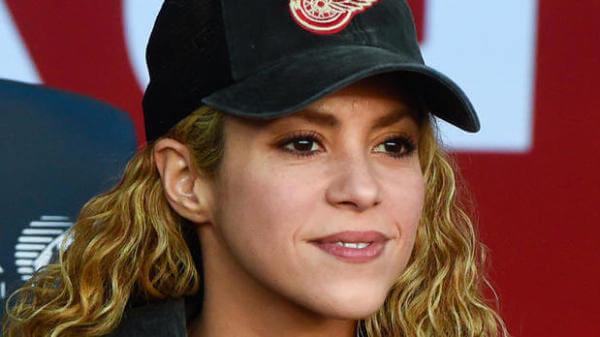 Shakira acusada de seis delitos fiscales en España