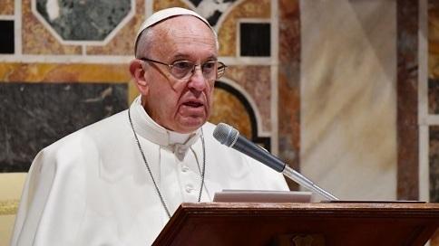 Forbes coloca al Papa Francisco  en su portada