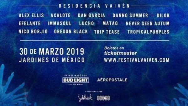 VAIVEN FESTIVAL 2019