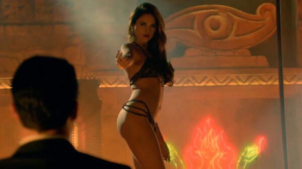 la más solicitada de Hollywood es Eiza González.