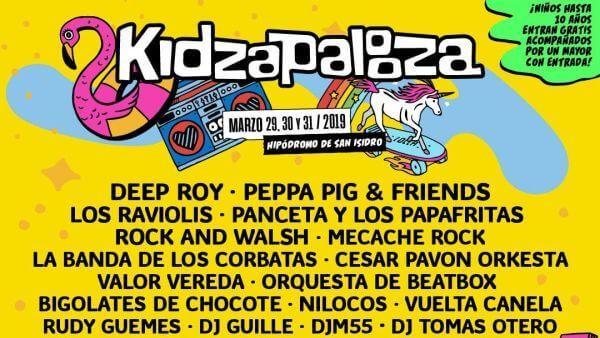 Kidzapalooza