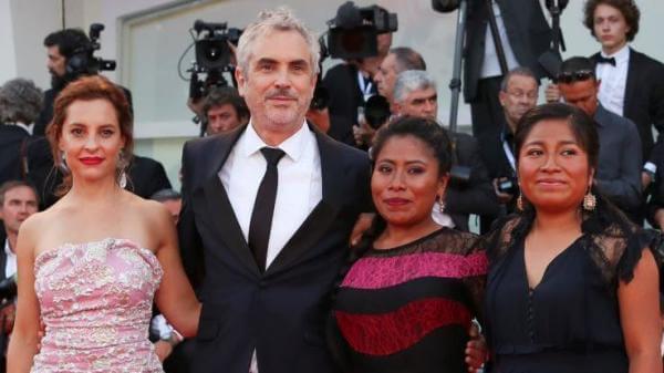 'Roma' y Alfonso Cuarón triunfadores de los Golden Globes 2019,