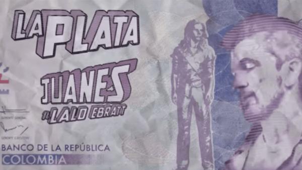 Juanes ft. Lalo Ebratt - La Plata