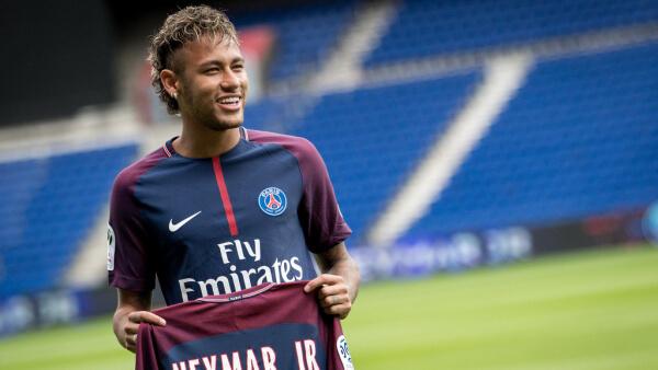 neymar al real madrid