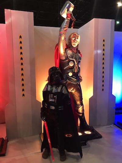 Darth Vader Panama