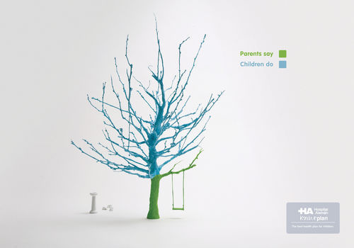 Infographic - Hospital Aleman: Tree