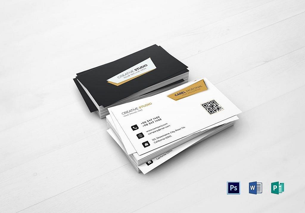 54 Beautiful Business Card Designs The Jotform Blog