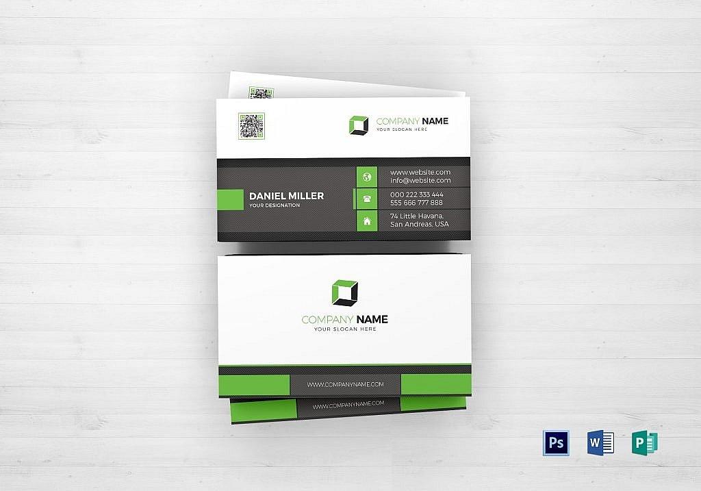 55 Beautiful Business Card Designs The Jotform Blog