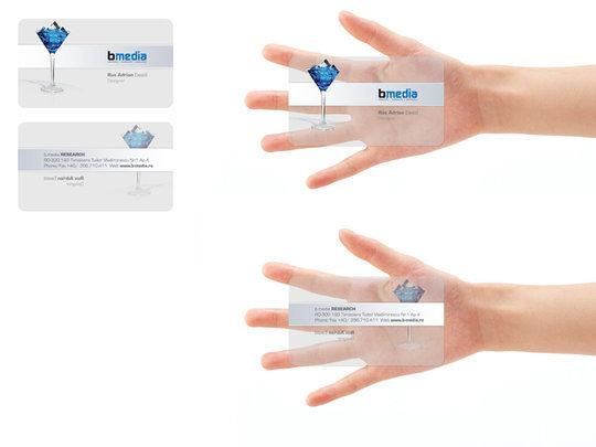Business Card Design: rusadrianewald - sample business card