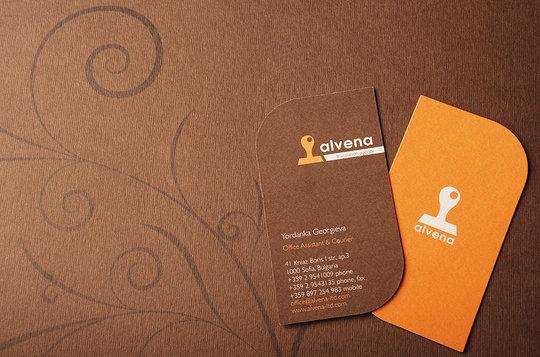 Business Card Design: kpucu - business cards