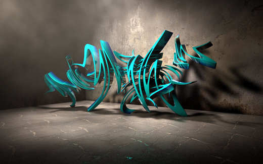 55 Amazing 3D Abstract Artworks u0026amp; Wallpapers  The