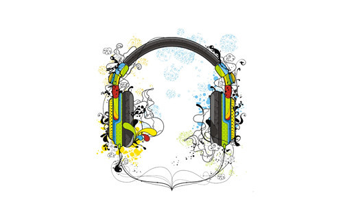 Headphones Wallpaper