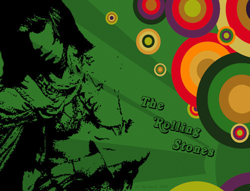 Rolling Stones Wallpaper: 002