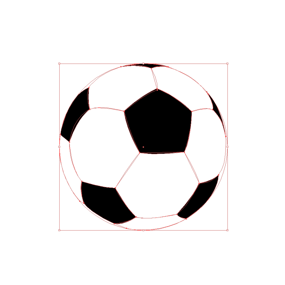 How to Create a Realistic Soccer Ball in Adobe Illustrator | The