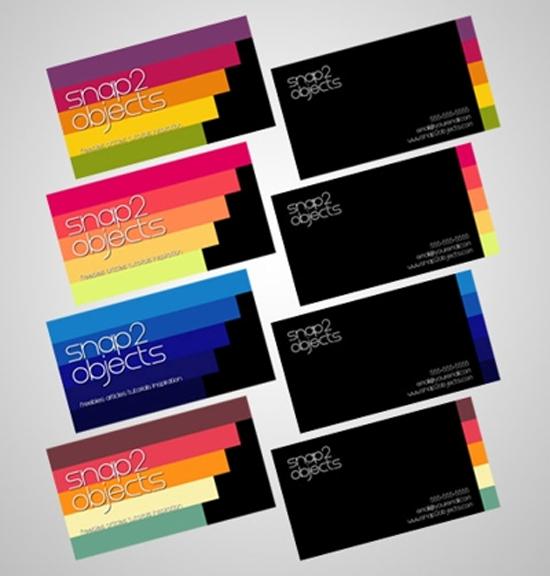 50 Free Photoshop Business Card Templates The Jotform Blog
